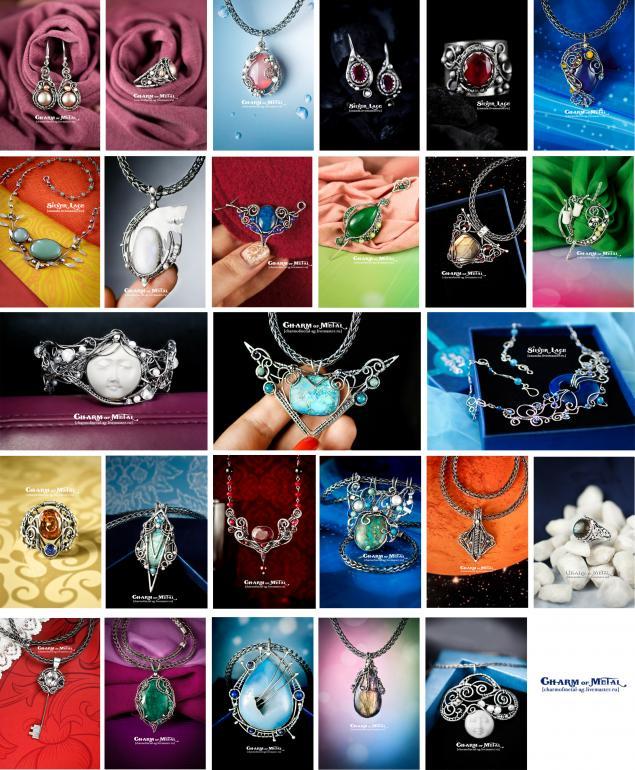 акция, доставка, украшения, серебро, камни, бесплатно, подвеска, кольцо, серьги