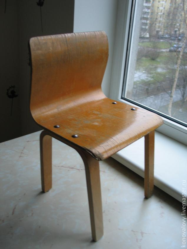 стул, ван гог