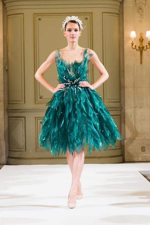 Yanina Haute Couture весна-лето 2014, фото № 5