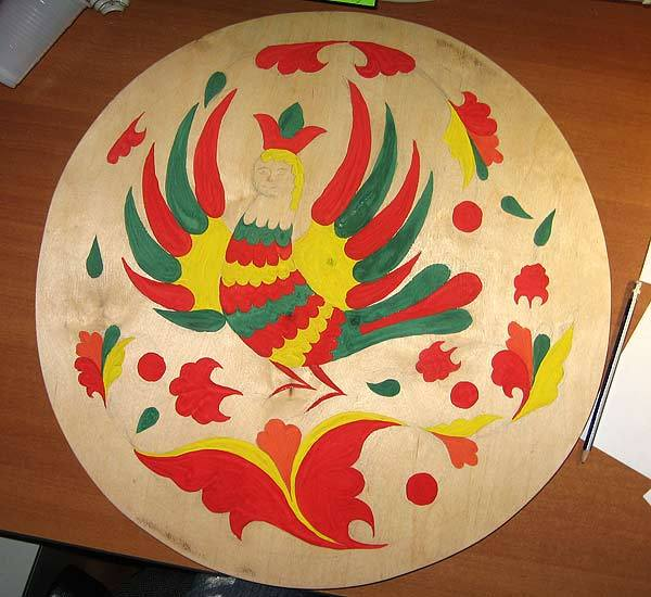 северодвинская роспись