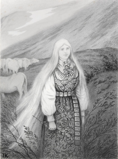 Гастингс-2012 - Мир волшебных существ Норвегии (Часть 1 - глазами Теодора Киттельсена)