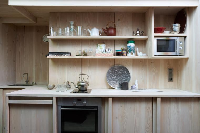 фото дачная кухня