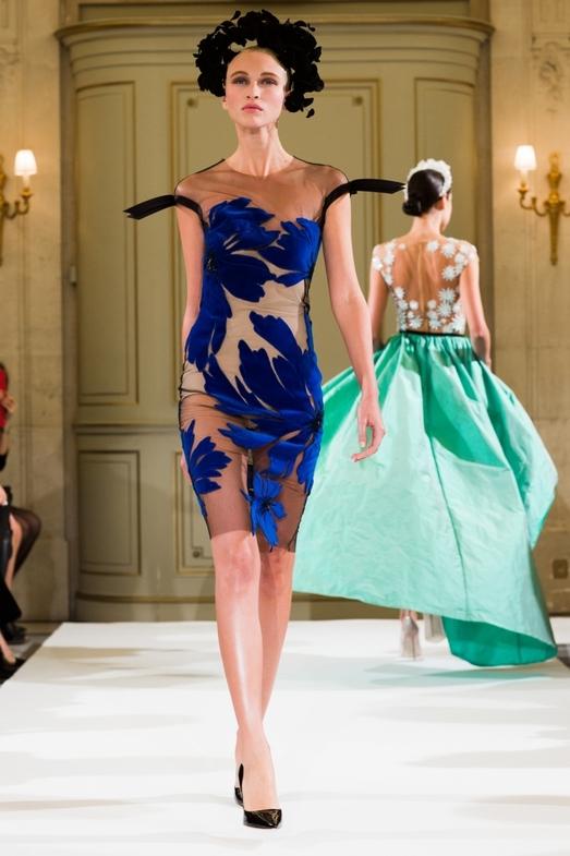 Yanina Haute Couture весна-лето 2014, фото № 14