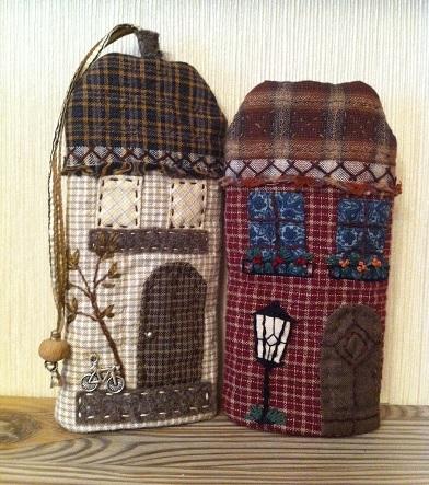 японская техника, квилтинг, аппликация, декор, ручная работа, ручная вышивка, подарок своими руками, ключница