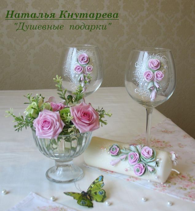 праздник, цветы ручной работы, для молодоженов
