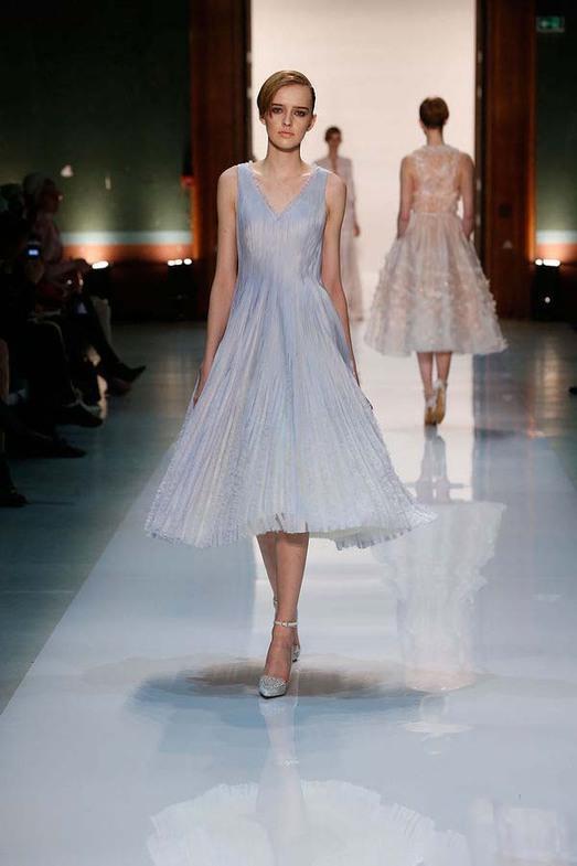 Georges Hobeika Haute Couture весна-лето 2014, фото № 18