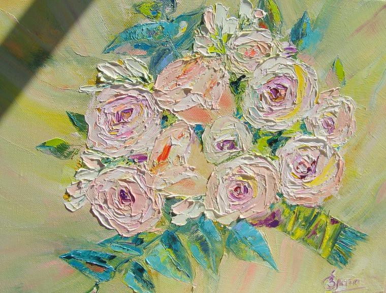 розыгрыш, розовый, картина в подарок