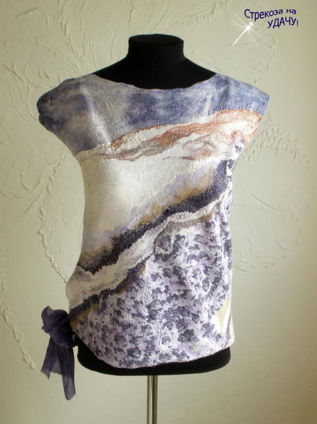 Всего за полчаса у вас новая блуза или платье! Видео по темам 90