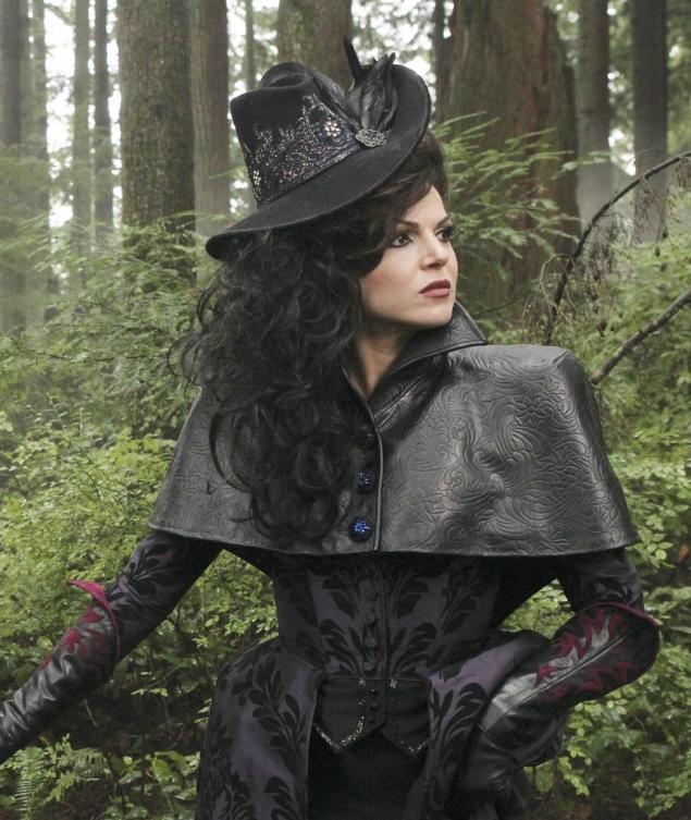 Фотографии Реджины Миллс  Злой Королевы Однажды в Сказке