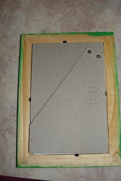 Декорируем рамку в технике декупаж, фото № 12