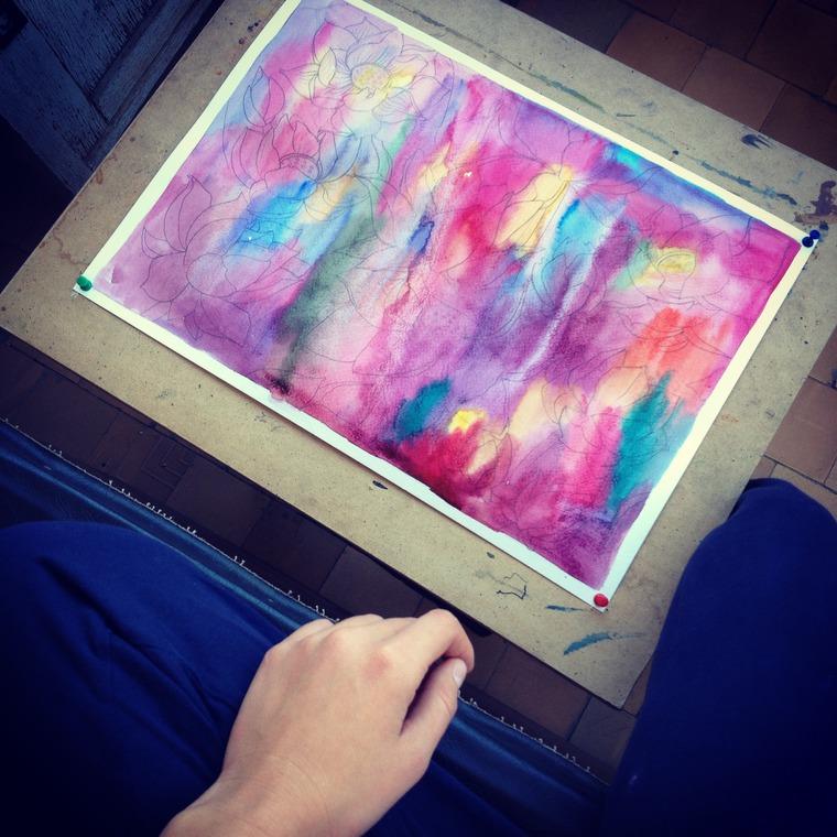 живопись томской, наивное искусство