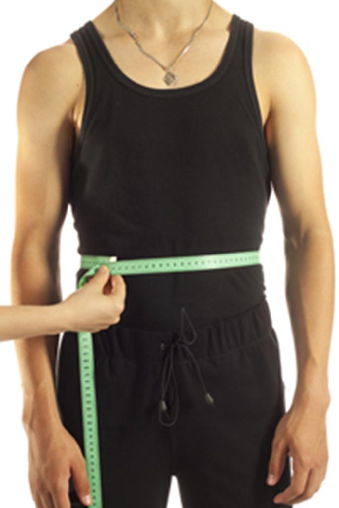 длина спины до талии