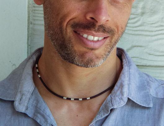 ювелирные украшения, мужская ожерелье