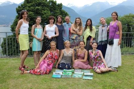 Итальянские приключения. Продолжение отчета о творческой валятельной поездке в июне 2013 г., фото № 17