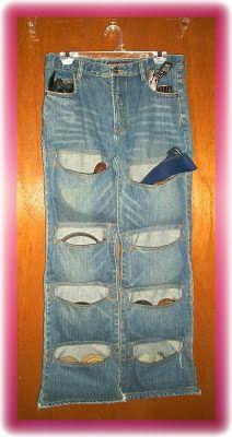 Утилизация джинсов, фото № 8