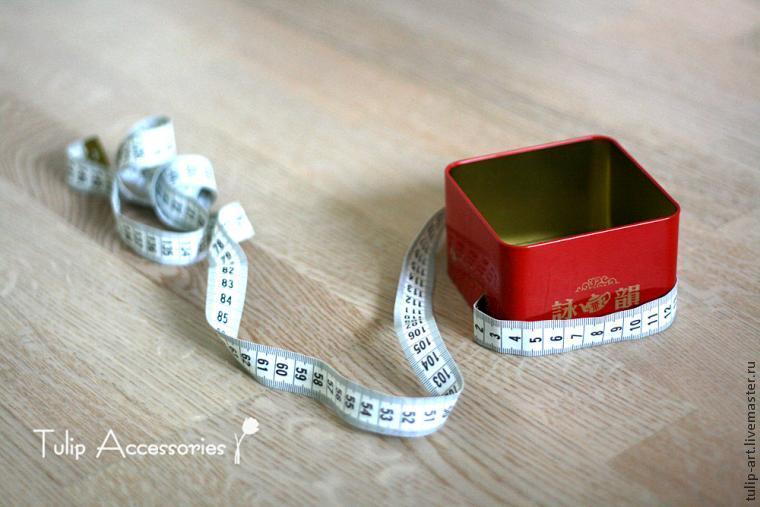 手工制作教程:铁盒的蜕变(大师班) - maomao - 我随心动