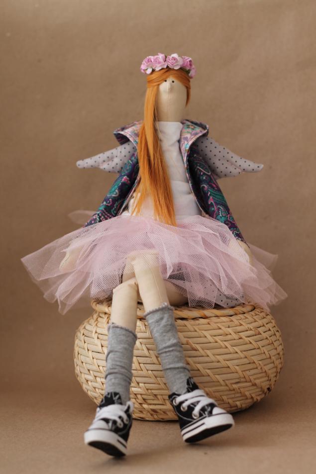 набор для создания куклы, кукла своими руками, куклы