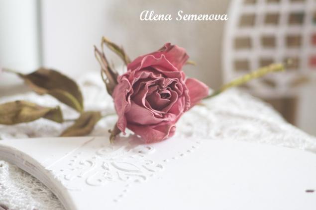 мк, фоамиран, фом, роза
