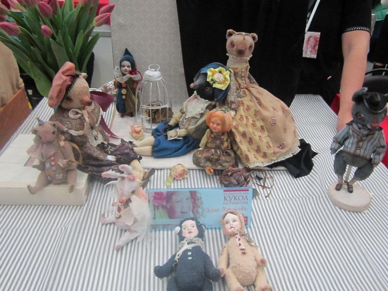 Немного Весеннего бала кукол... Фото, фото № 22
