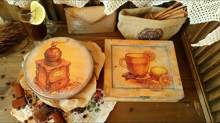 Шкатулочки для кухни., фото № 3