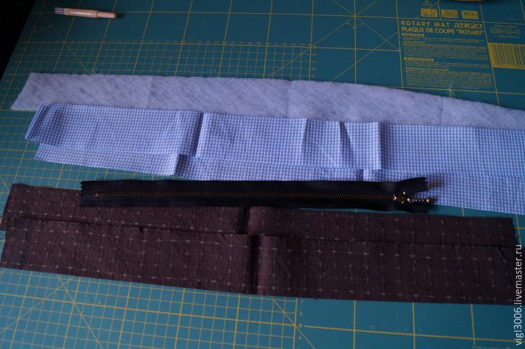 f23faa405821 Круглая сумочка в японском стиле (часть 2) – мастер-класс для ...