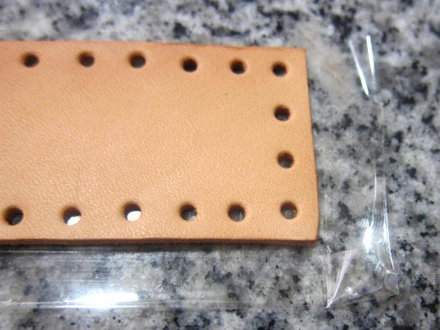 мешочек из кожи