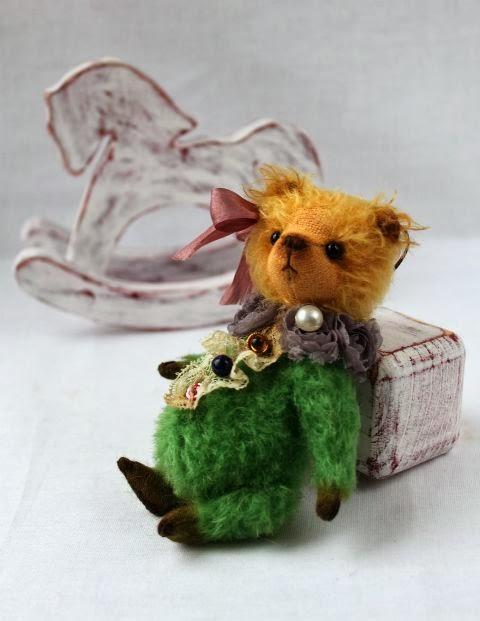 мишки, мишка тедди новогодняя, мишка тедди карманная