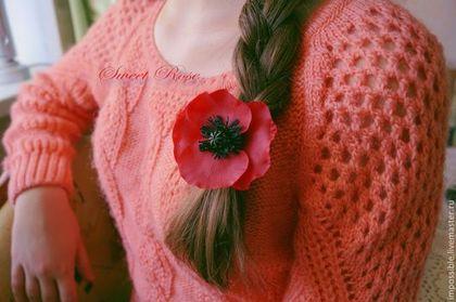 ручные цветы