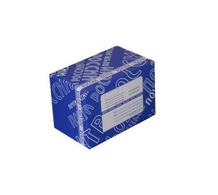 синие почтовые коробки