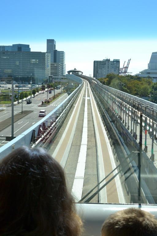 Дикий забег по Токио. День третий. Одайба., фото № 3