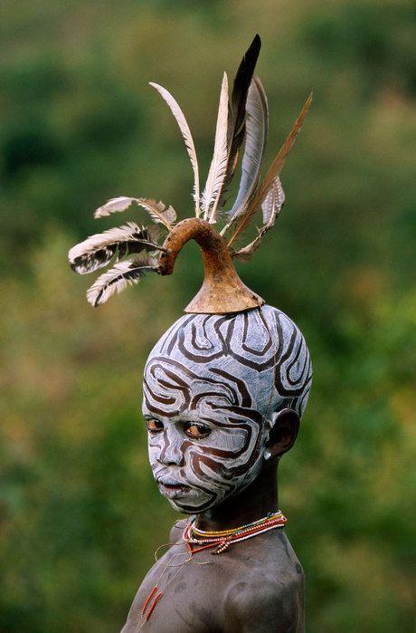 Omo people of Southern Ethiopia