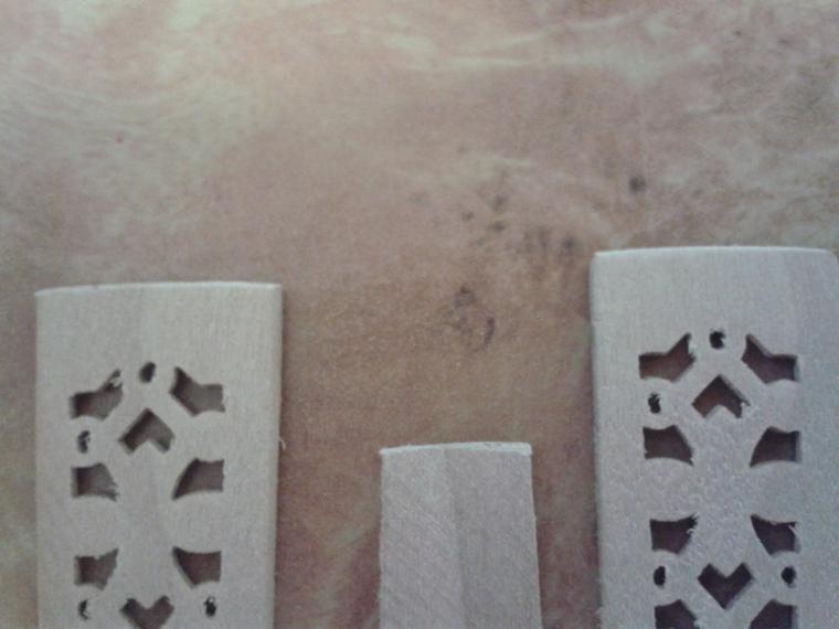 Мастерим декоративный забор с цветочными горшками для мини-садика, фото № 4