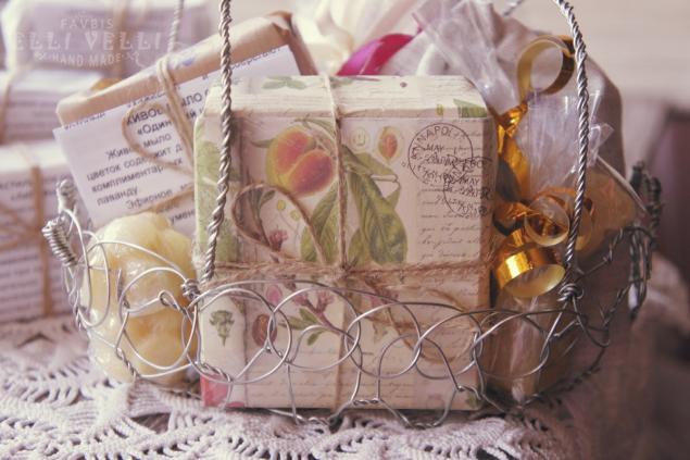 Моя упаковка и формы мыла с нуля, фото № 27
