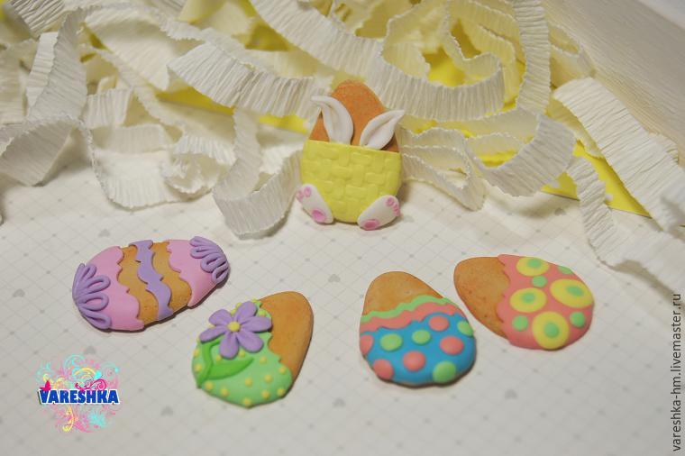 пасха, пасхальные яйца, пасхальный кролик, мастер-класс, мастер-класс по лепке, урок по лепке, лепка из полимерной глины