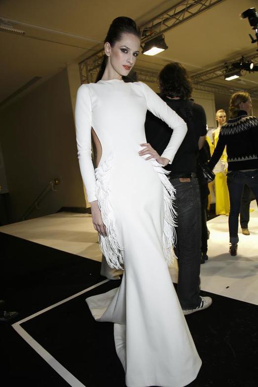 Stephane Rolland Haute Couture весна-лето 2014, фото № 54