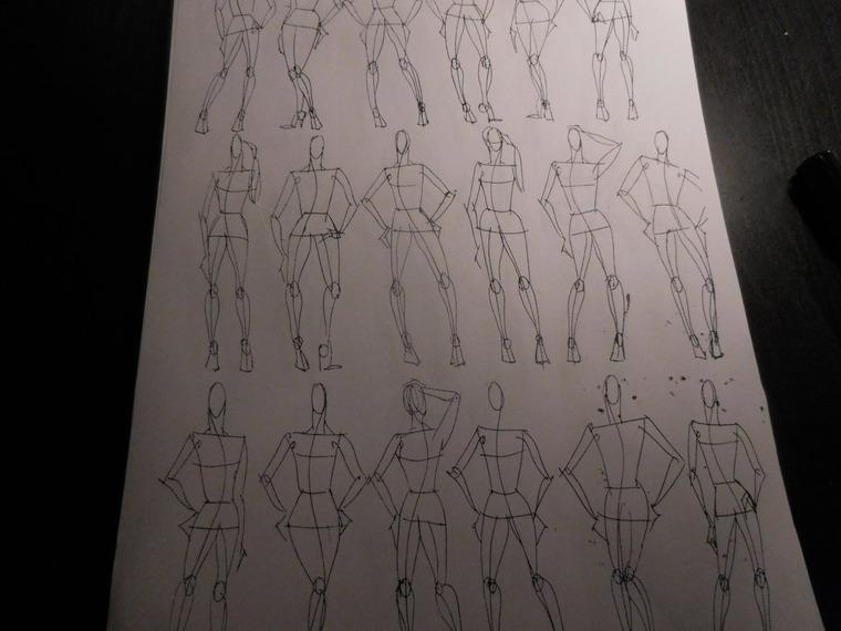 как я рисовать училась., фото № 8