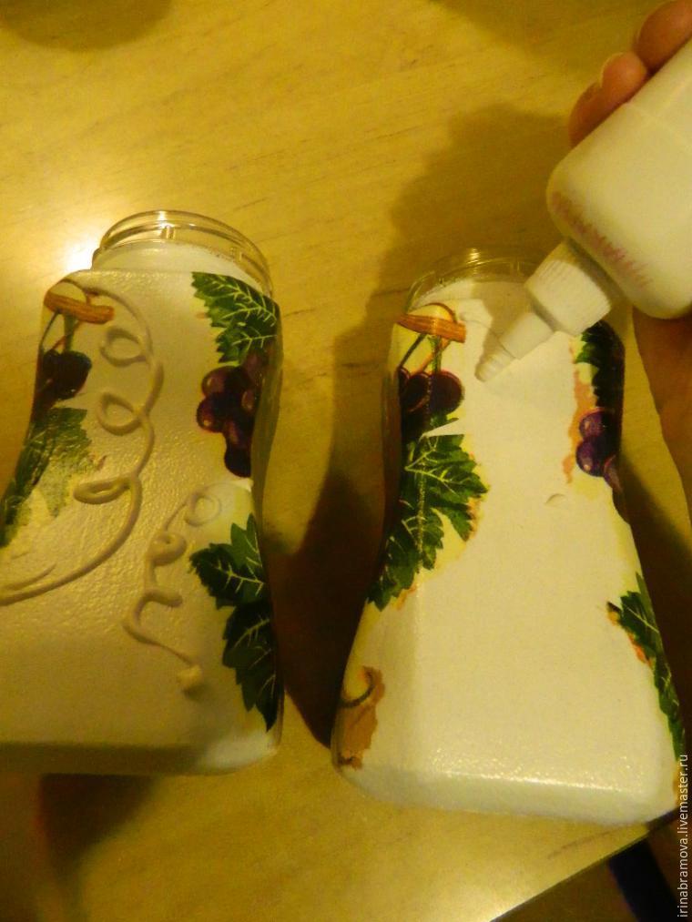 «Когда б вы знали из какого сора, или Презенты впрок»: декорируем баночки, фото № 16