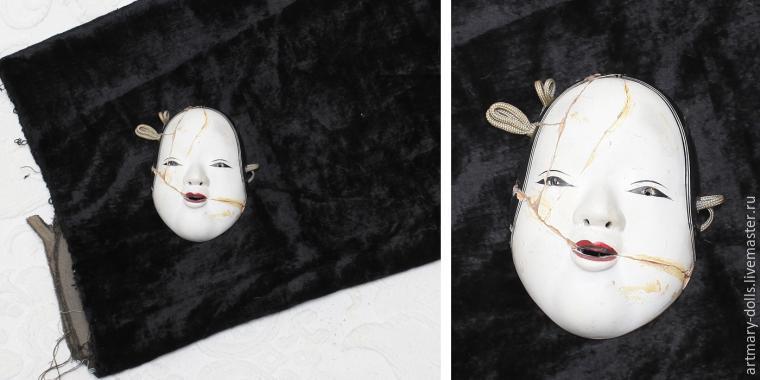 кукла в стиле тедди