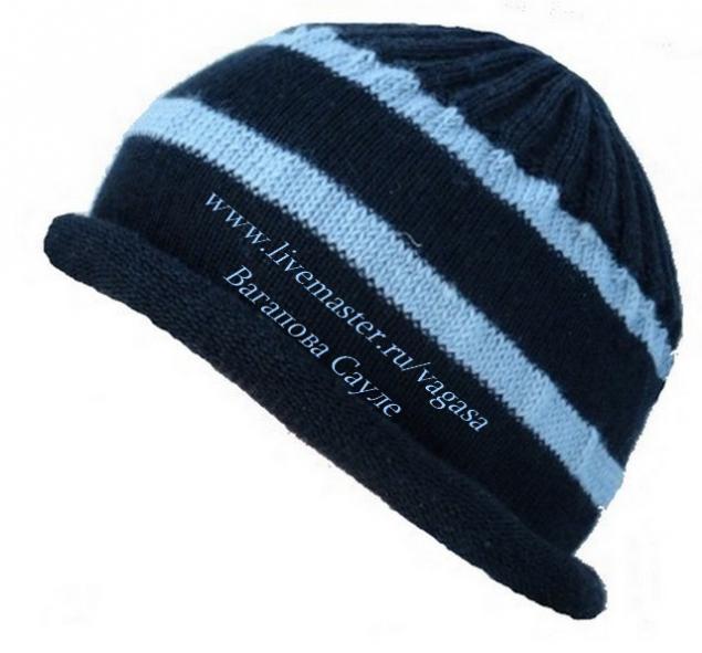 демисезонные шапочки, шапка-чулок