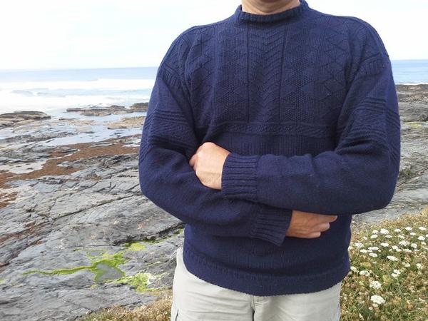 法兰克福:小岛毛衣编织的特点 - maomao - 我随心动