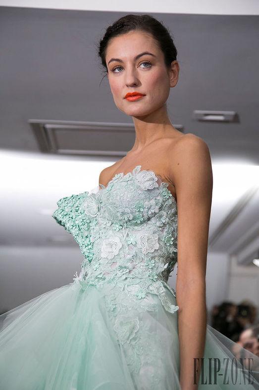 Tony Yaacoub Haute Couture весна-лето 2014, фото № 15