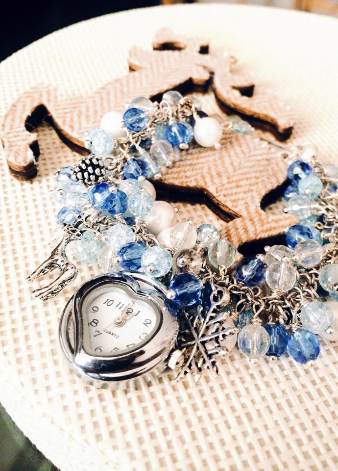 мастер-класс, сборка украшений, сборка браслета, подарок, оригинальный подарок, браслет на цепочке
