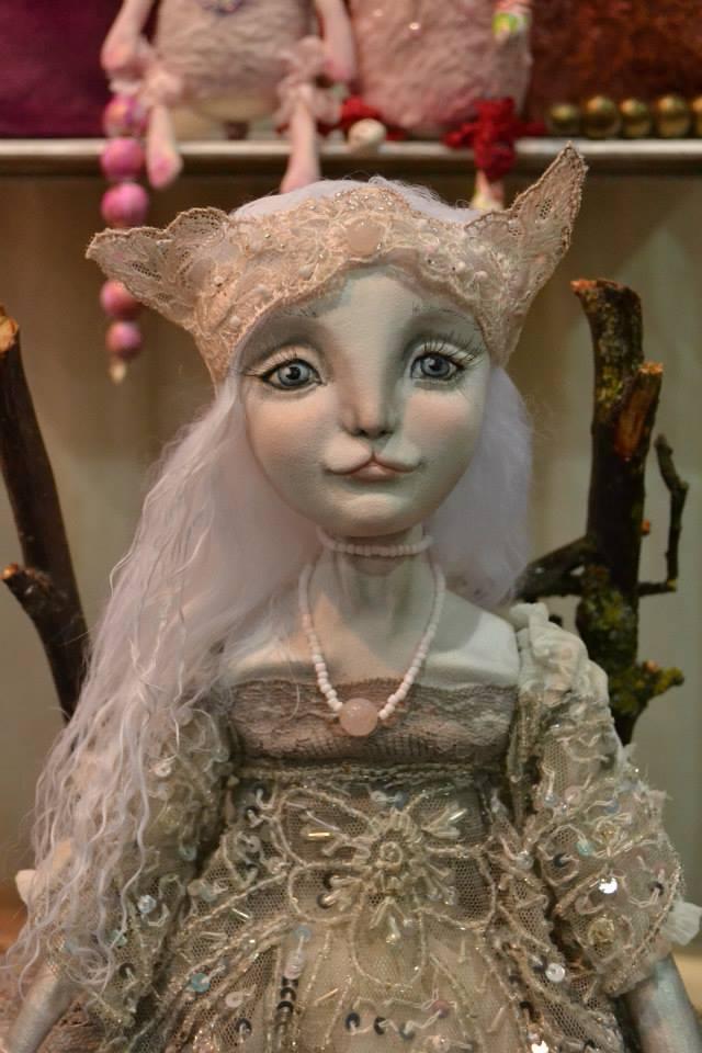 модна лялька, фантазия