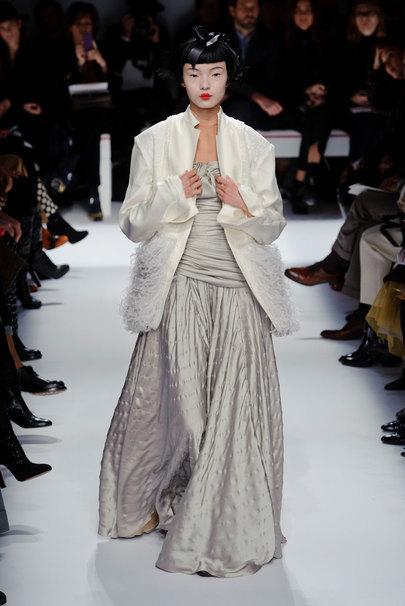 Schiaparelli Haute Couture весна-лето 2014, фото № 17