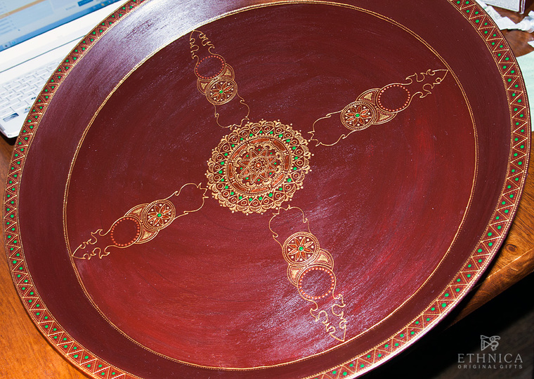 тарелка, декор интерьера