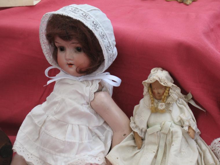винтажные куклы