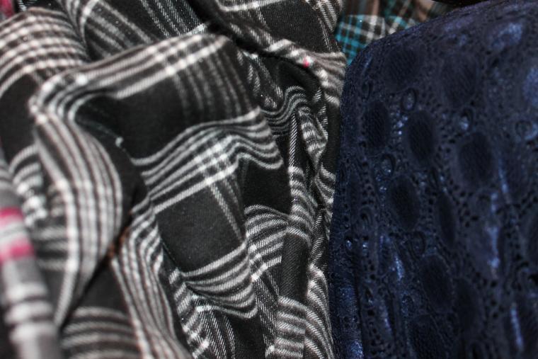 зимние ткани