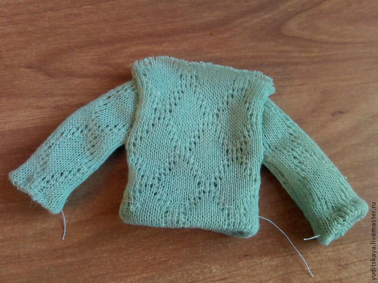 sweater for teddy bears