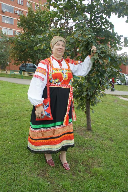 народный костюм, сараван, обучение