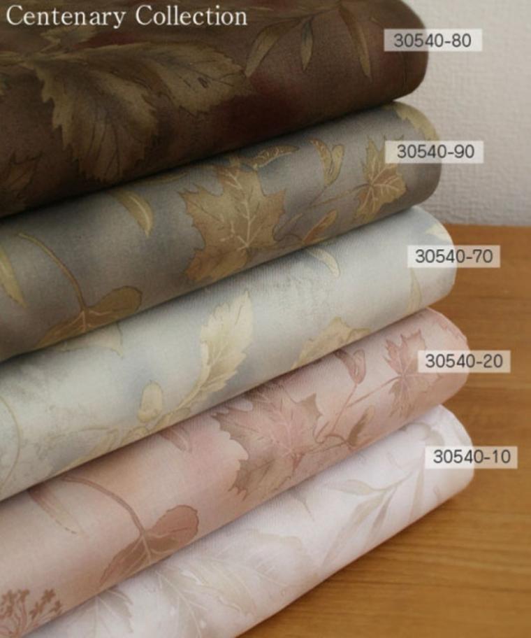 Коллекция тканей Йоко Саито и ее новинки., фото № 27